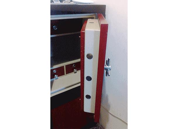 Открытие турецкого сейфа и ремонт сейфа